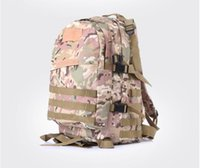 Wholesale 2016 New Style Men large capacity fans pack Camouflage backpack shoulders D tactical backpack Outdoor camping mountaineering