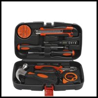 Wholesale Factory Supply Household hardware kit electrician carpenter repair tools a set of pieces