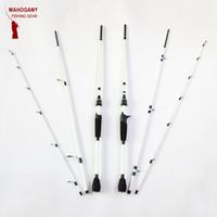 baitcaster fishing rods - New Ultra Light Medium Inshore Baitcaster Casting Fishing Rod Spin Pole Carbon Fishing Travel Rod FT Piece