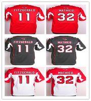 arizona rugby - Arizona Football Jersey Cardinals Soccer Rugby Jerseys Fitzgerald Peterson Mathieu Men Jerseys All Team Rugby Jersey Mix Order