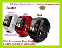 apple digital camera - U8 Bluetooth Smart Watch Fashion Casual Android Watch Digital Sport Wrist LED Watch Pair For iOS Android Phone U8 DZ09 U80 Smartwatch