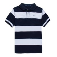 authentic polo - Hot sale Polo shirts with short sleeves male counters authentic men s summer wear