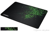 Wholesale Hot OEM Gaming and Working Mouse Pad Size High Copy Mouse Pad Good Quality Precised Lock Side Speed Version and Control Vesion C