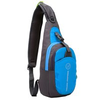 Wholesale Womens Mens Functional Nylon Waterproof Leisure Messager Bag Shoulder Sling Cross Body Bag For Outdoor Sports Cycling Running