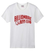 Wholesale Billionaire boys club Boys T shirts Men Cotton Short Sleeve Summer T Shirts Hip Hop Under Shirts Tees
