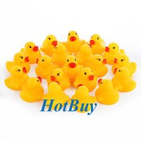 bath ducky - Baby Kids Girl Rubber Boy Children Bath Toy Cute Rubber Squeaky Duck Ducky Yellow Color