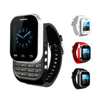 age sound - Kenxinda W1 Dual SIM Dual Standy inch Slide Keyboard Smartwatch Bluetooth Android Camera FM Sound Recorder Smart Watch with Button