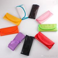 Wholesale Mini Portable Makeup Brush Set tools Make up Toiletry Kit Brand Make Up Brush Set in a set with PU Bag
