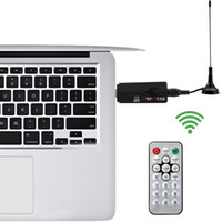 Wholesale New USB Standard DVB T SDR MHZ FM Radio Time shifting DAB TV Tuner Receiver Stick with R820T RTL2832U for Computer