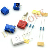 Wholesale LM3886TF Amplifier BOARD PCB DIY LM3886 Components KIT with track number board printer board pants