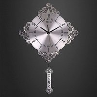 Wholesale 1 Auspicious Chinese living room decorative wall clock modern minimalist creative quartz clock fashion creative mute clock