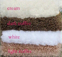 Wholesale 100 cm Faux Fur Wool photo Blanket Newborn Baby Photography Baby Photo Backdrops Background Photo Props Rug Long Hair Beach