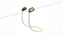 Wholesale A202 High Quality Bluetooth CSR4 Sports Stereo Headset Handsfree In Ear Music Bluetooth Earphone by AVWOO