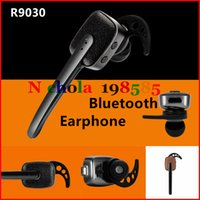 apple guitar - R9030 Bluetooth Wireless Earphone Long Standby Driving Outdoor Sport Stereo Headset Headphone Hands free MIC With Mini Guitar Design
