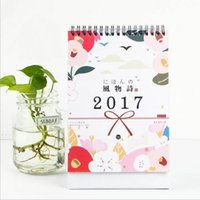 Wholesale quot Japan Daily quot Table Desk Calendar Big Size Cute Scheduler Agenda Monthly Planner Diary Checklist Memo Notebook To Do List Gift