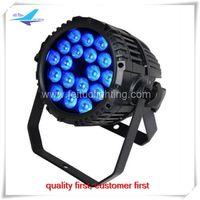 Wholesale 2 x18w waterproof led par light led par can w ip led par light rgbwa uv in1 par light