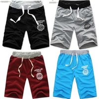 Wholesale men s shorts beach Gym Bermuda Masculina Cotton Sport Running Surf Beach Basketball Shorts Men s clothing short trousers