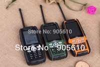 Wholesale 2 L8 IP67 Dual Sim TV TTP CAMERA FM RADIO BLUETOOTH mah long standby real Real Waterproof Shockproof Dustproof