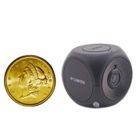 Wholesale 720P Smallest WIFI IP Security Camera with H IR Night Vision SP8731