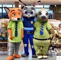 Wholesale 2016 Do Manual Work Is Delicate Hot Sale High Quality Wild Animals City for Police Judy Rabbit Cartoon Mascot