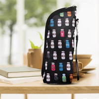 Wholesale Travel Portable Baby Feeding Milk Bottle Warmer Mummy Insulation Tote Bags baby feeding bottle bag baby bottle insulation E5M1 order lt no