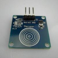 arduino capacitive sensor - Digital Sensor Module Capacitive Touch Switch for Arduino blue