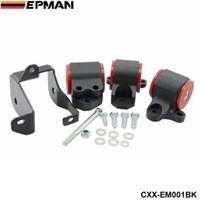 b series motors - Motor Mounts Conversion Swap Kit For Honda Civci D16 B16 D15 D16 D Series B Series Engine CXX EM001BK