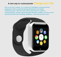 Wholesale Original Q9 Smartwatch Relogio Montre Inteligente Bluetooth Smart Watch Wristwatch with Sim Card for Running Android iPhone