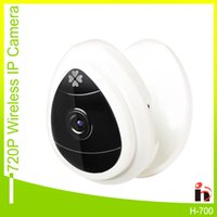 Wholesale H MP Mini WI FI ip Camera Wireless For Baby Elderly Pet Care P P2P Baby Monitor Security Camera Support Phone PC view