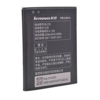 Wholesale High Quality mAh V For Lenovo BL229 Lithium Ion Replacement Phone Battery for Lenovo A8 A806