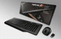 Wholesale Wireless Keyboard And Mouse Set Multimedia Wireless Keybord Or Mini NANO Receiver Original NANO keyboard mat