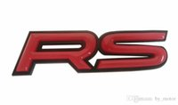 automobile signs - car Red Automobile tail sign Trailer Stick the trunk for Volkswagen