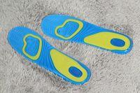 active foam - Custom Design Print Logo Foot Care NEW Scholl Active Everyday Gel Insoles For Men Gel Activ For Shoes Heel Knees Ankles