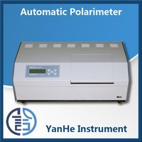 Wholesale Dightal desktop WZZ A cheap Automatic Polarimeter high quality used in sugar refining pharmaceuticals drug test food spices monosodium