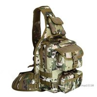 big golf bags - After military enthusiasts tactical backpack big bag camouflage bag mountaineering bag multi functional outdoor men and women handbag