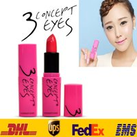 beauty concepts - 15 Color CONCEPT EYES Lipstick Plumper Shimmer Lip Gloss Cream Women Girls Waterproof Makeup Cosmetics Beauty Easy to wear HH L01