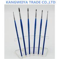 Wholesale 6pcs High quality mix Dental Porcelain Brush Pen Dental Lab Equipment