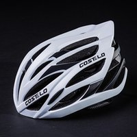 Wholesale COSTELO Ultralight Cycling Bicycle Helmet Road Mountain MTB Helmet Integrally molded Bike Helmet CM CM