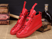 Wholesale Patrick Mohr sneakers the latest sports shoes casual shoes high shoes leather high top fashion shoes
