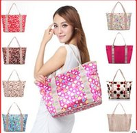 Wholesale Stylish Diaper Bag for Mami Cheap diaper bags nylon mami baby bag diaper bag