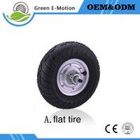 Wholesale high quality inch electric wheel flat hub motor mm diameter V W W W electric bicycle motor