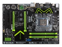 Wholesale MAXSUN MAXSUN MS B150UD4 GAMING PRO Motherboard Intel B150 LGA