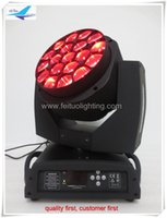 bee sound - sound effecting led wash light led beam moving head zoom wash x15w bee eye