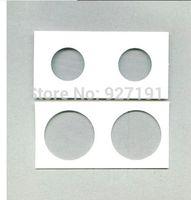 aluminum album - mm Diameter pieces set paper clip carboard for coin album coin collection book cion stock book coin holder