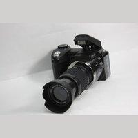 Wholesale HD D3000 Digital Camera Million Pixel Camera Professional Digital SLR Camera X Optical Zoom inch TFT screen HD camcorder