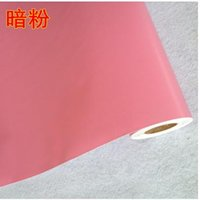 area furniture - 45 width adhesive PVC wall paper paper sticker pure color furniture post it note package mail area