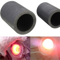 Wholesale 25OZ Pure Graphite Crucible Cup Propane Torch Melting Gold Silver Copper