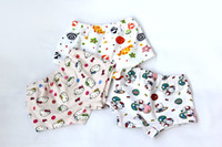 Wholesale Cute printing underwear baby Girls Sweet design Cotton boxer Underwear children briefs Kids cute panties years