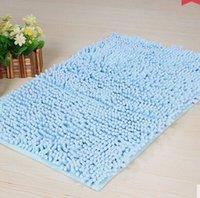 Wholesale Chenille mats doormat carpet bath mat waste absorbing slip resistant pad area rug bathroom living room carpet cm