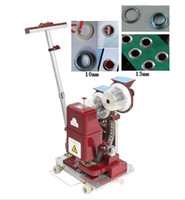 automatic grommet - Automatic Electric Grommet Eye Button Eyelet punching Press Pressing Machine